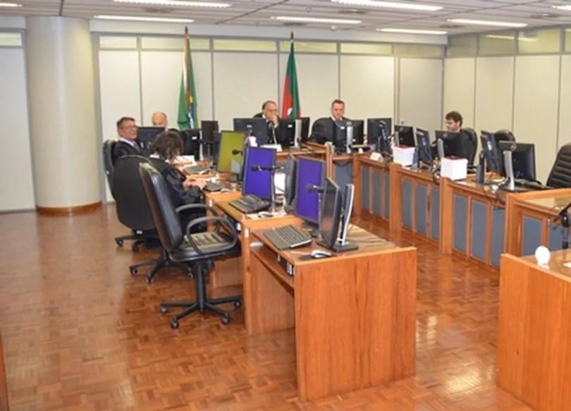Desembargadores julgaram o recurso na tarde desta quarta-feira (12) — Foto: Mário Salgado