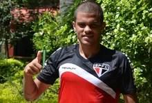 Carlinhos São Paulo (Foto: site oficial / saopaulofc.net)