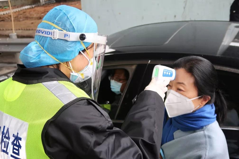 Mortes por coronavírus na China passam de 50 | Ciência e Saúde | G1