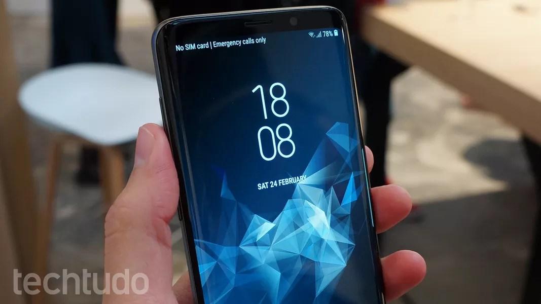 Galaxy S9 Plus Celulares E Tablets TechTudo