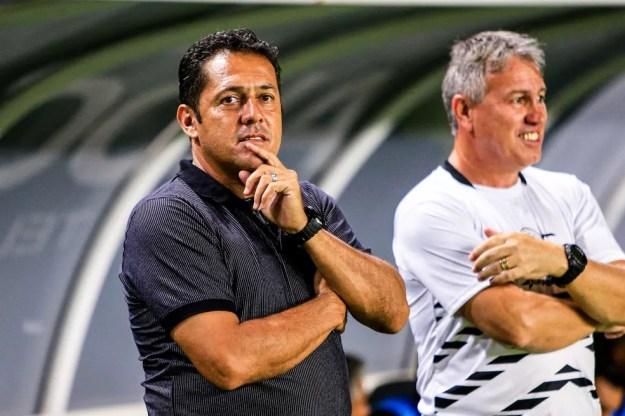 Maurílio Silva vai mexer na escalação do ASA — Foto: Ailton Cruz/Gazeta de Alagoas