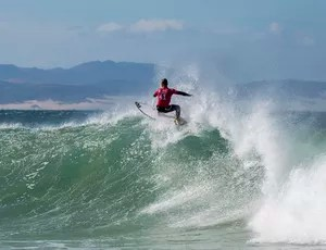 Caio Ibelli J-Bay primeira fase surfe (Foto: Divulgação/WSL)
