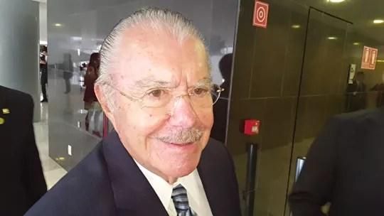 CAMAROTTI: Sarney nega indicação de Torquato para Justiça