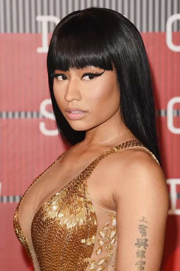 Nicki Minaj (Foto: AFP)