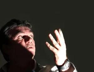 Andrés Sanches, Coletiva Demissão Mano (Foto: Evelson de Freitas / Agência Estado)