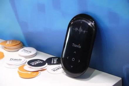 Eletrônico reconhece até 80 idiomas e traduz em tempo real (Foto: Divulgação/Travis Translator)
