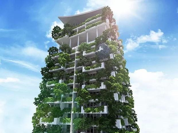 Torre terá 46 andares (Foto: Divulgação)