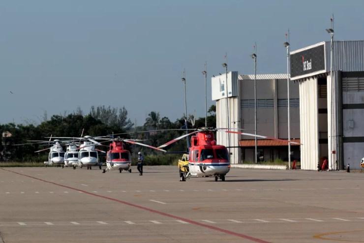 Aeroporto de Macaé, no Rio de Janeiro, que teve concessão aprovada — Foto: Prefeitura de Macaé/ Divulgação
