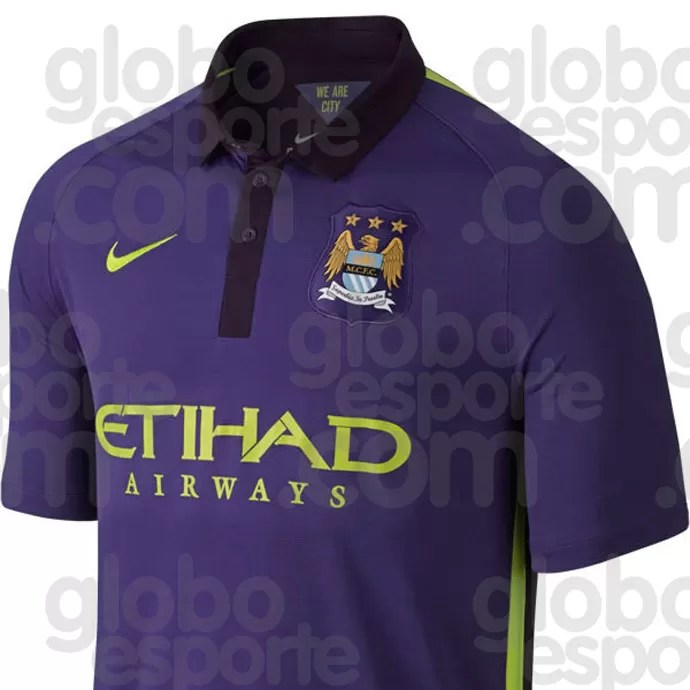 camisa nike manchester city