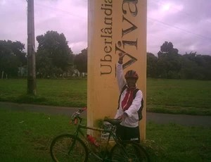 Mateus Nascimento - Bicicleta de Bambu 4 (Foto: Arquivo Pessoal)