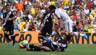 Fred Fluminense Vasco (Foto: Nelson Perez / Fluminense FC)