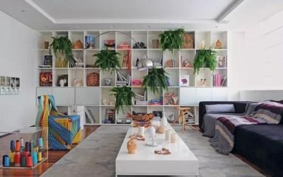 Decoração com plantas: 19 ideias de como criar um jardim dentro de casa Casa e Jardim Paisagismo