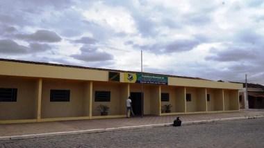 Prefeitura de São Sebastião do Umbuzeiro, PB — Foto: Reprodução/Site da Prefeitura de São Sebastião do Umbuzeiro