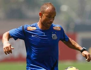 Léo Santos (Foto: Divulgação / Santos FC)