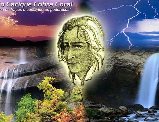 Fundação Cacique Cobra Coral (Foto: reprodução)