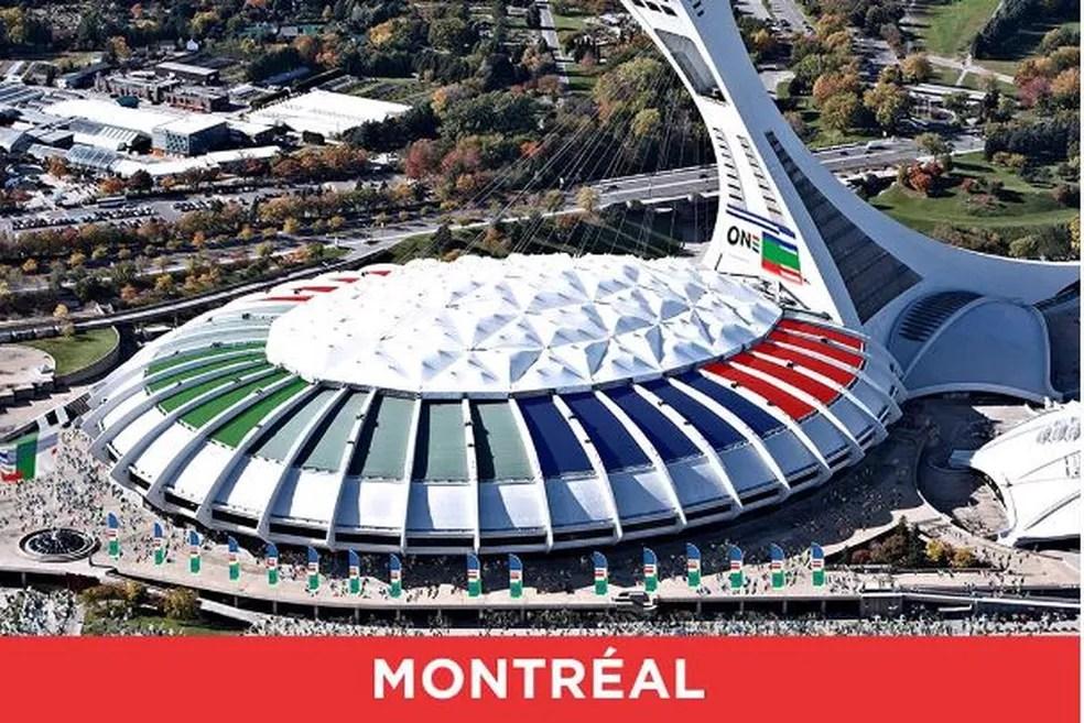 Montréal também pode ser uma das cidades-sede (Foto: Reprodução )