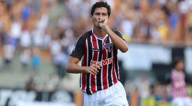 Ganso São Paulo x Corinthians (Foto: Rubens Chiri/saopaulofc.net)