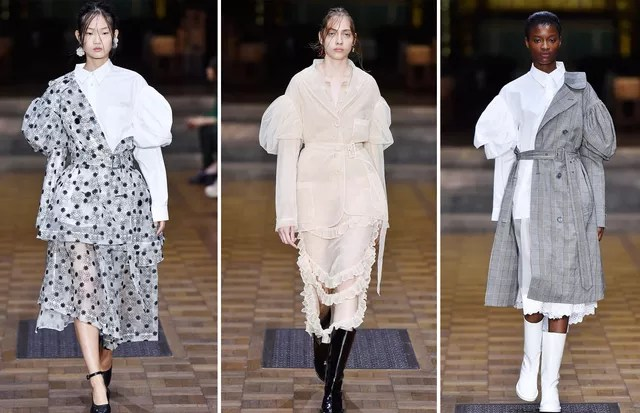 Simone Rocha  (Foto: Getty e Antonio Barros)