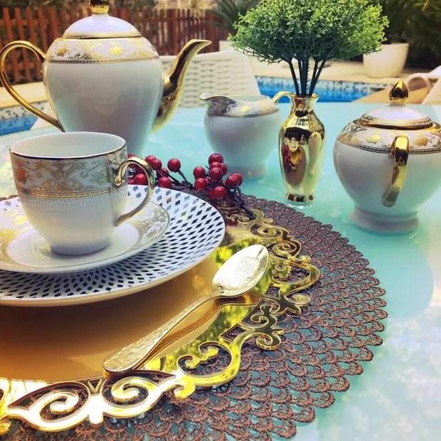 Dicas para uma mesa de caf da manh charmosa e requintada