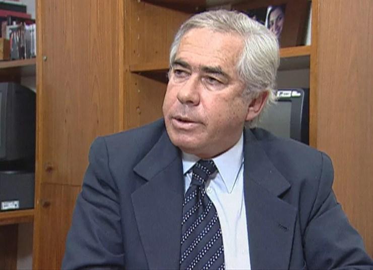 O ex-deputado Sigmaringa Seixas, em imagem de arquivo — Foto: Reprodução/TV Globo