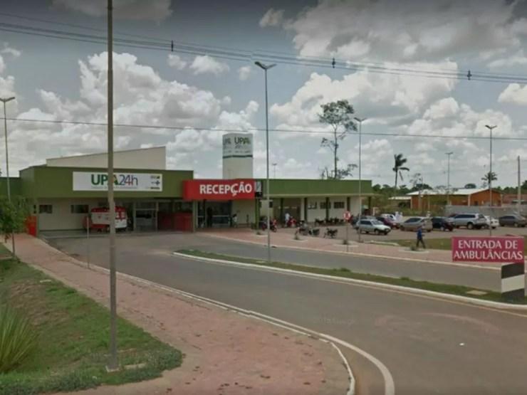UPA do Segundo Distrito foi uma das unidades que registrou suposta intoxicação de funcionários por maionese estragada — Foto: Google Street View/Reprodução