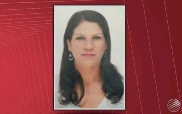 Mulher foi morta após ser espancada pelo marido em Itamaraju, na Bahia — Foto: Reprodução/TV Santa Cruz