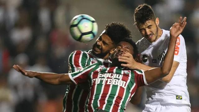 Peixe e Fluminense morrem abraçados no  oxo   Corinthians ganha 10 pontos  sem jogar 8b59f62861704