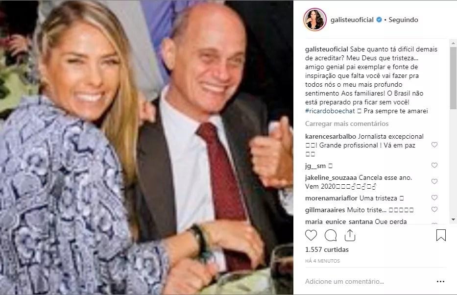 Adriane Galisteu (Foto: Reprodução Instagram)