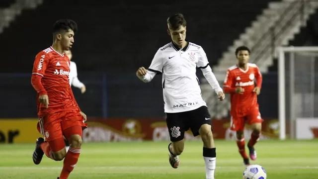 Corinthians x Inter sub-17