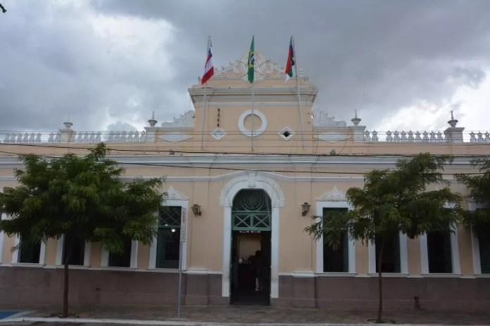 Prefeitura de Vitória da Conquista — Foto: Divulgação