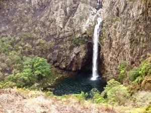 Cachoeira Casca Danta (Foto: Eduardo Issa/Divulgação)