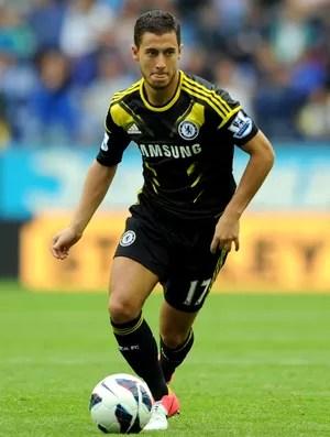Eden Hazard Chelsea Wigan (Foto: Getty Images)