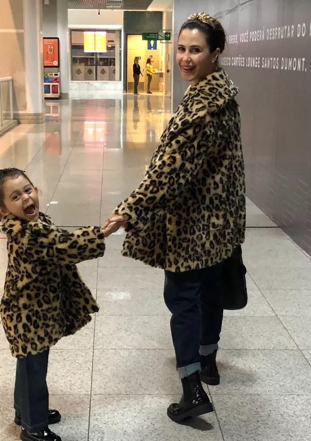 Guilhermina Guinle e filha (Foto: Reprodução/Instagram)