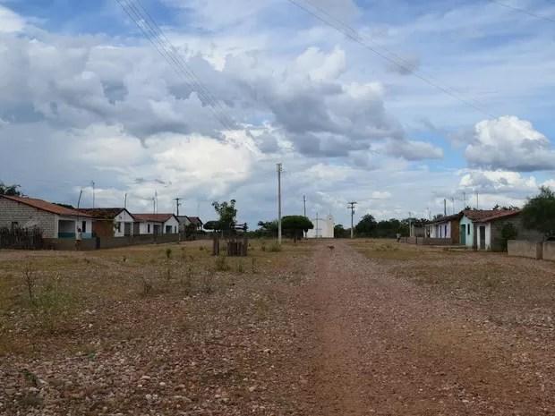 Mesmo castigada pela seca, comunidade vem superando dificuldades (Foto: Alonso Gomes/Arquivo Pessoal)