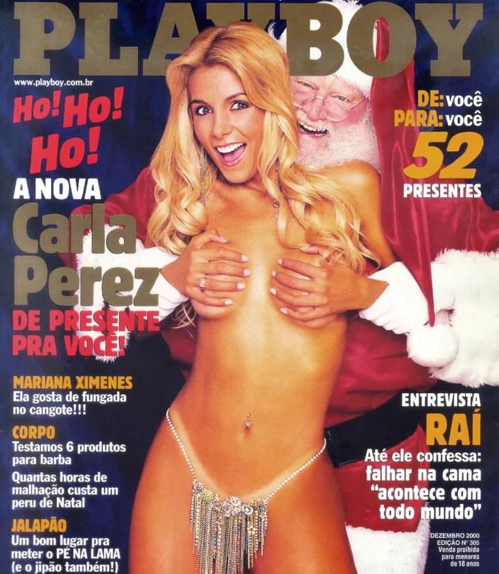 Capa da revista em dezembro de 2000 causou polêmica — Foto: Reprodução