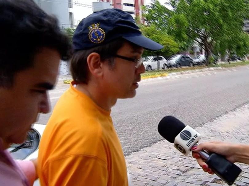 Guilherme Wanderley vai a júri popular no dia 11 deste mês — Foto: Reprodução/Inter TV Cabugi