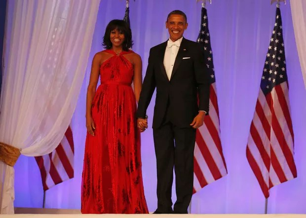 ESTILO 50 ANOS - Michelle Obama (Foto: Reuters)