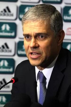 Peter Siemsen, presidente do Fluminense (Foto: Nelson Perez / Fluminense)