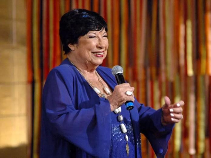 Inezita Barroso (Foto: Jair Bertolucci/site oficial)