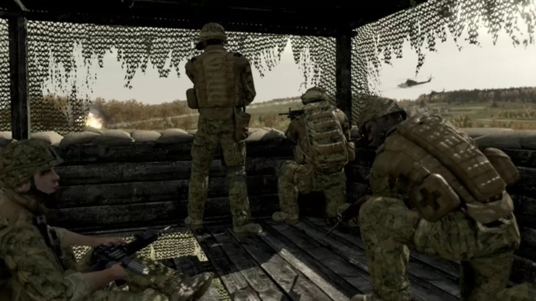 Military War Games Pc