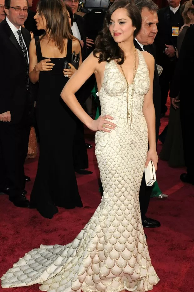Marion Cotillard 2008 (Foto: Getty Images)
