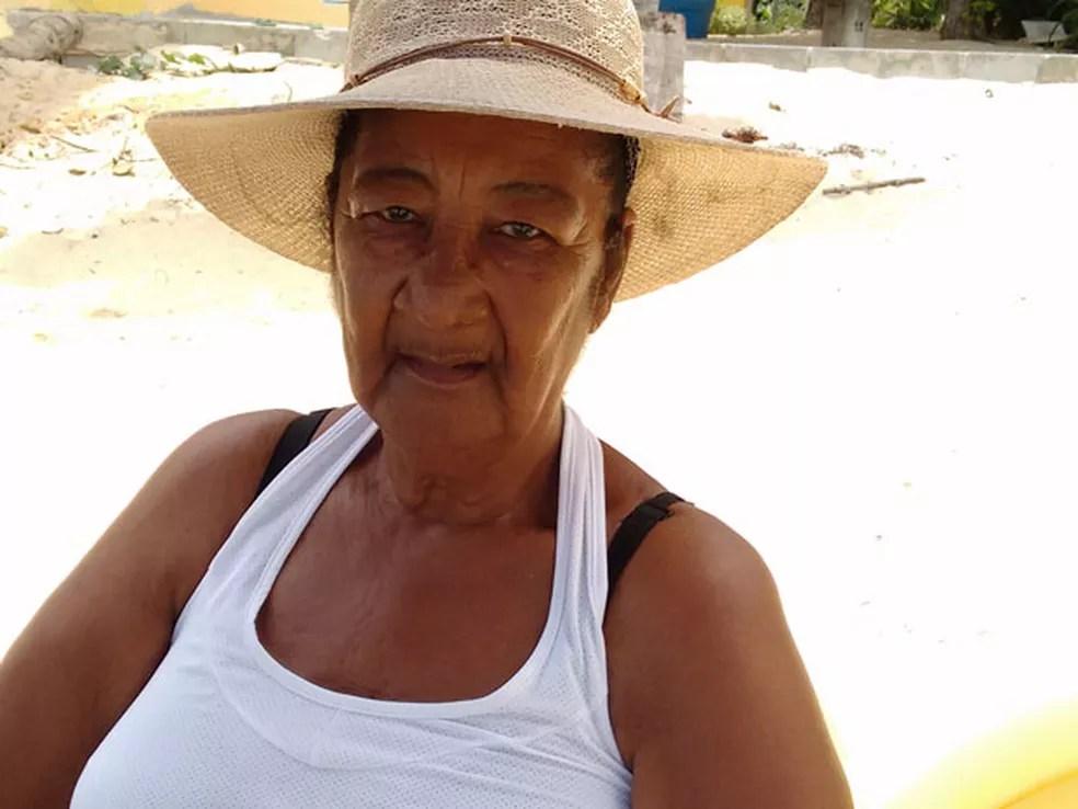 Idosa morreu queimada no sul da Bahia; genro é suspeito (Foto: Arquivo pessoal)
