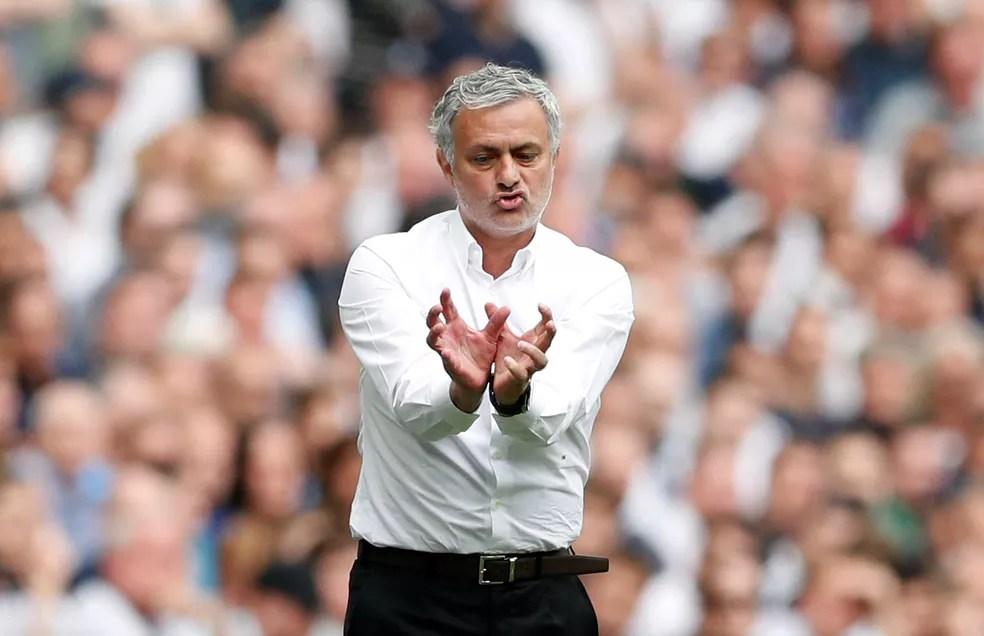 José Mourinho: técnico mais bem pago do planeta (Foto: Reuters)