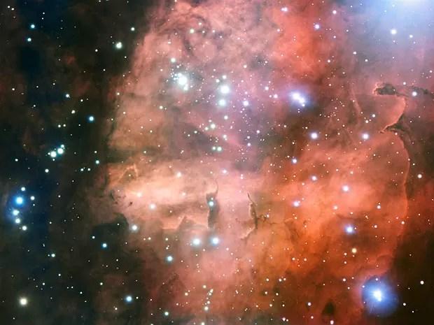 Estrelas  (Foto: ESO/Divulgação)