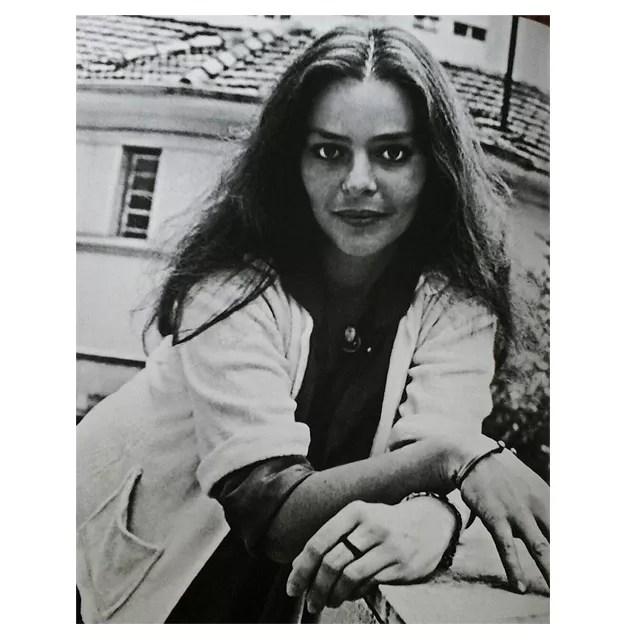 Angela Ro Ro em 1979 (Foto: Reprodução)