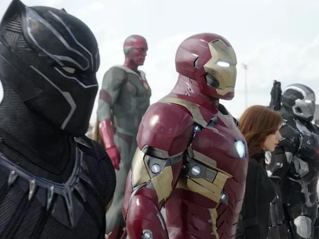 Homem de Ferro também forma sua própria equipe em 'Guerra Civil' (Foto: Divulgação/Marvel)
