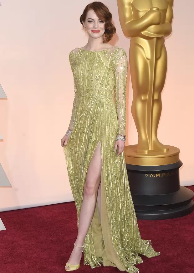 Emma Stone 2015 (Foto: Getty Images)