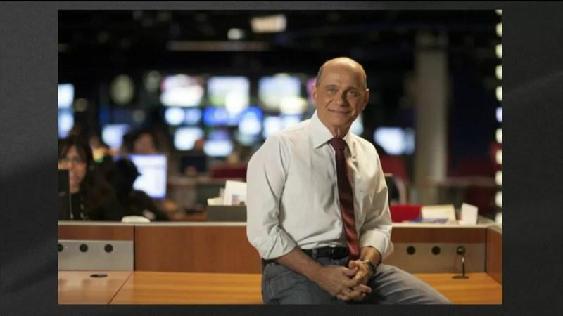 Ricardo Boechat (Gnews) — Foto: Reprodução GloboNews