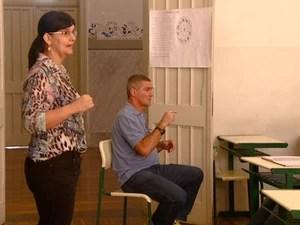 Escola em Piracicaba (Foto: Alfredo Morgante/EPTV)