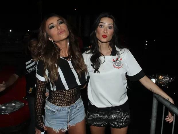 Thaila Ayala e Sabrina Sato